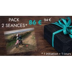 Pack 2 séances